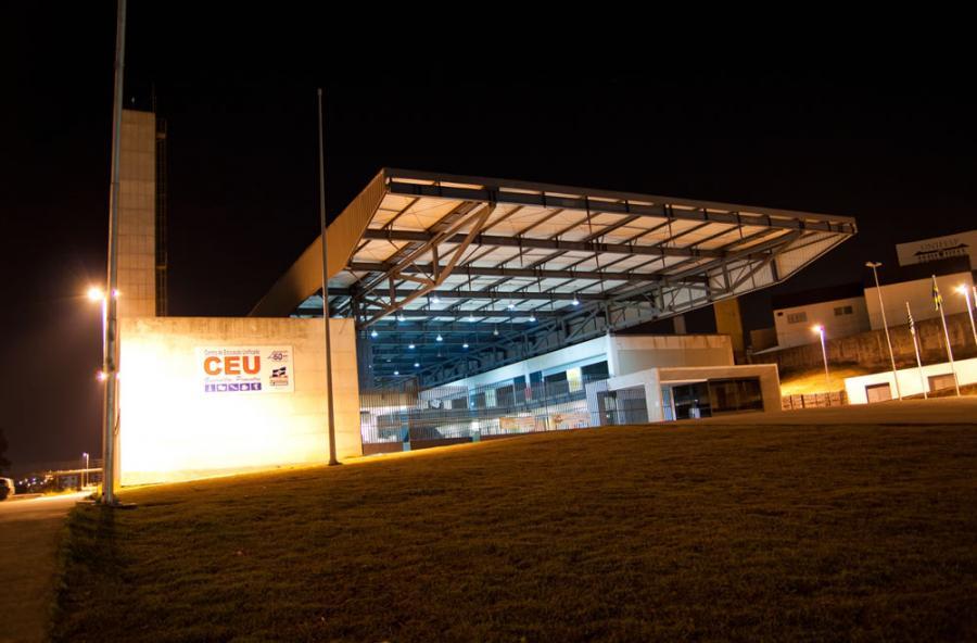 CENTRO CULTURAL DE GUARULHOS - SP - 2013